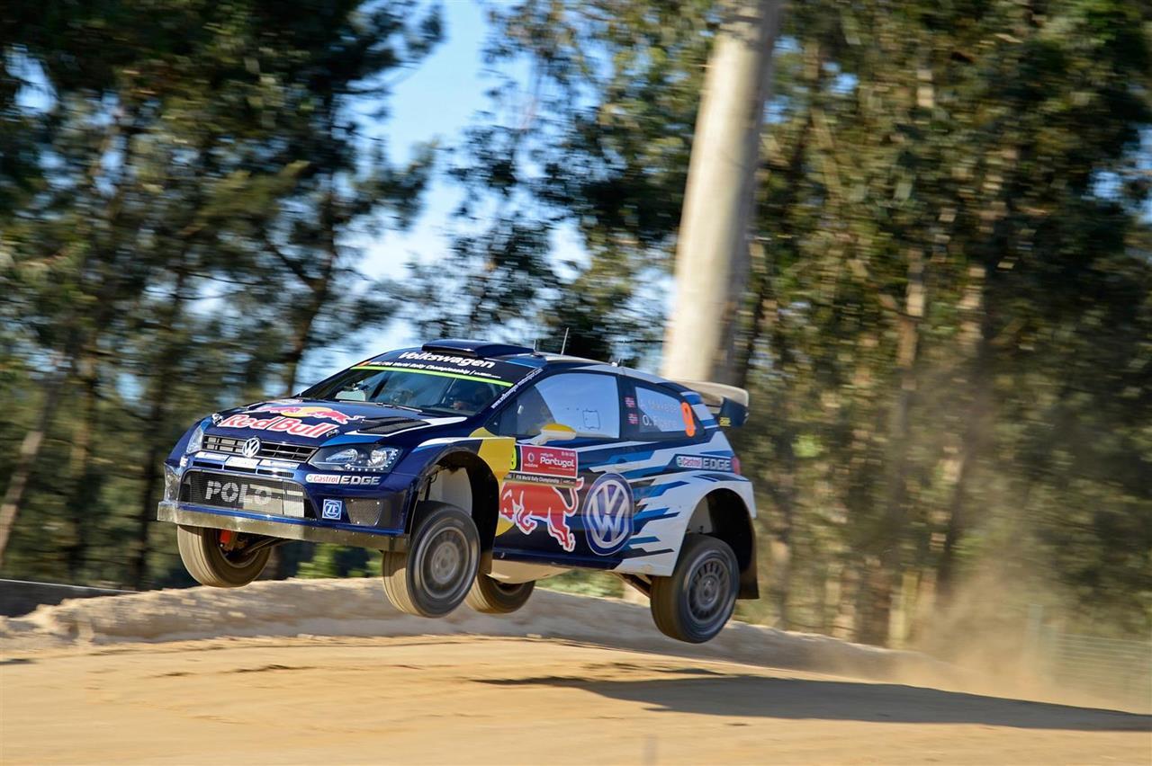 La Polo R WRC domina il Rally del Portogallo - image 005953-000047531 on https://motori.net