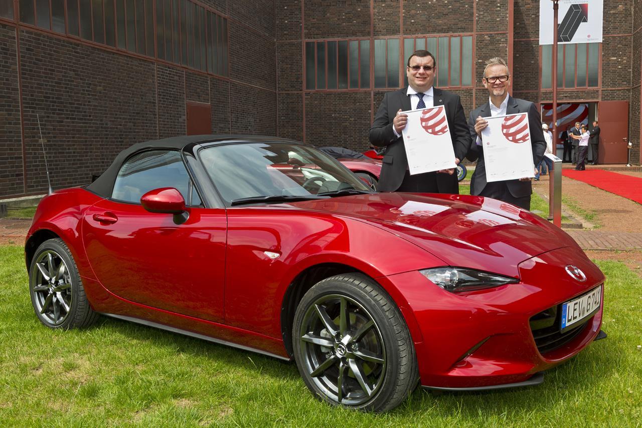 Mazda MX-5 riceve il premio