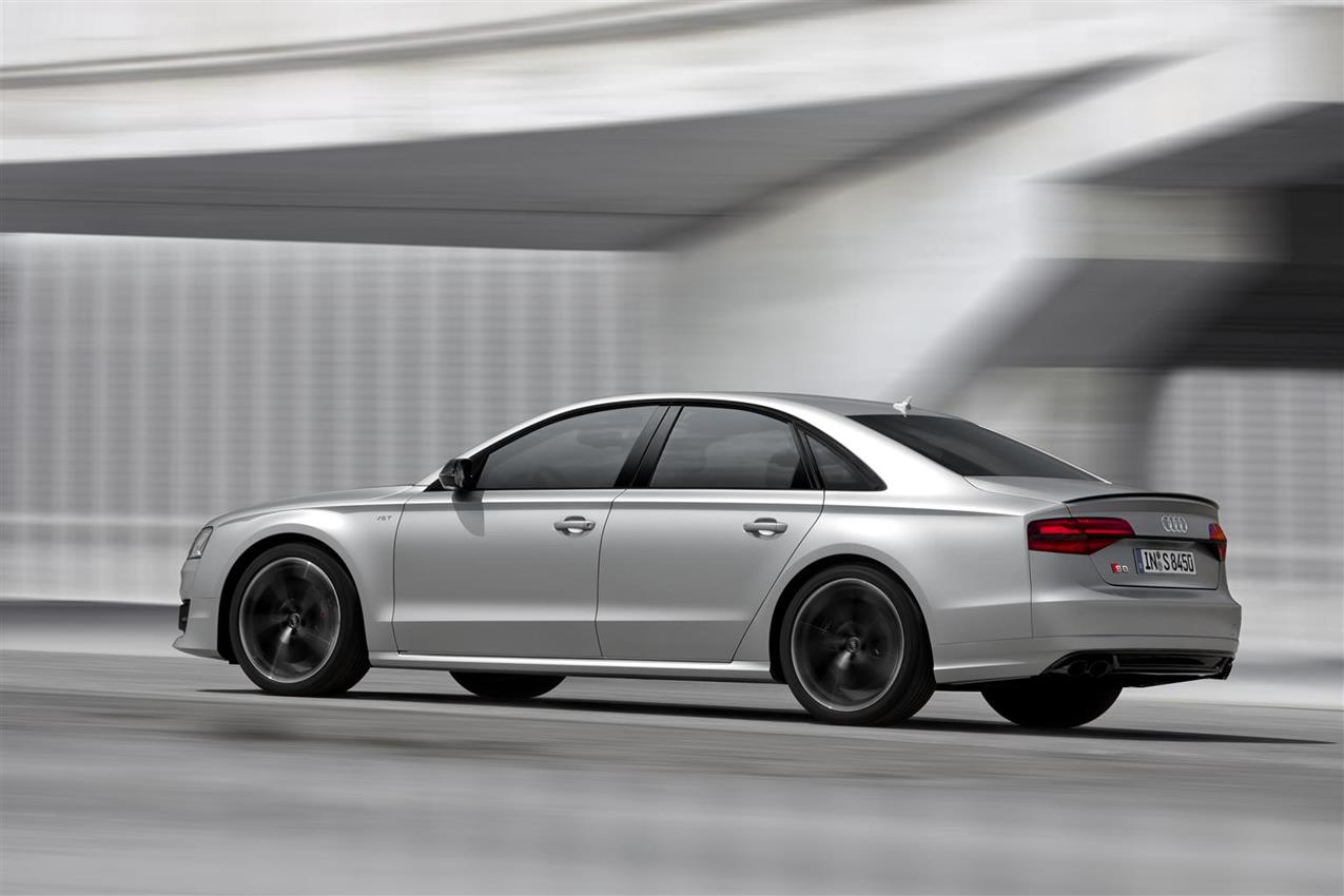 Il culmine della sportività: la nuova Audi S8 plus - image 010173-000089116 on https://motori.net