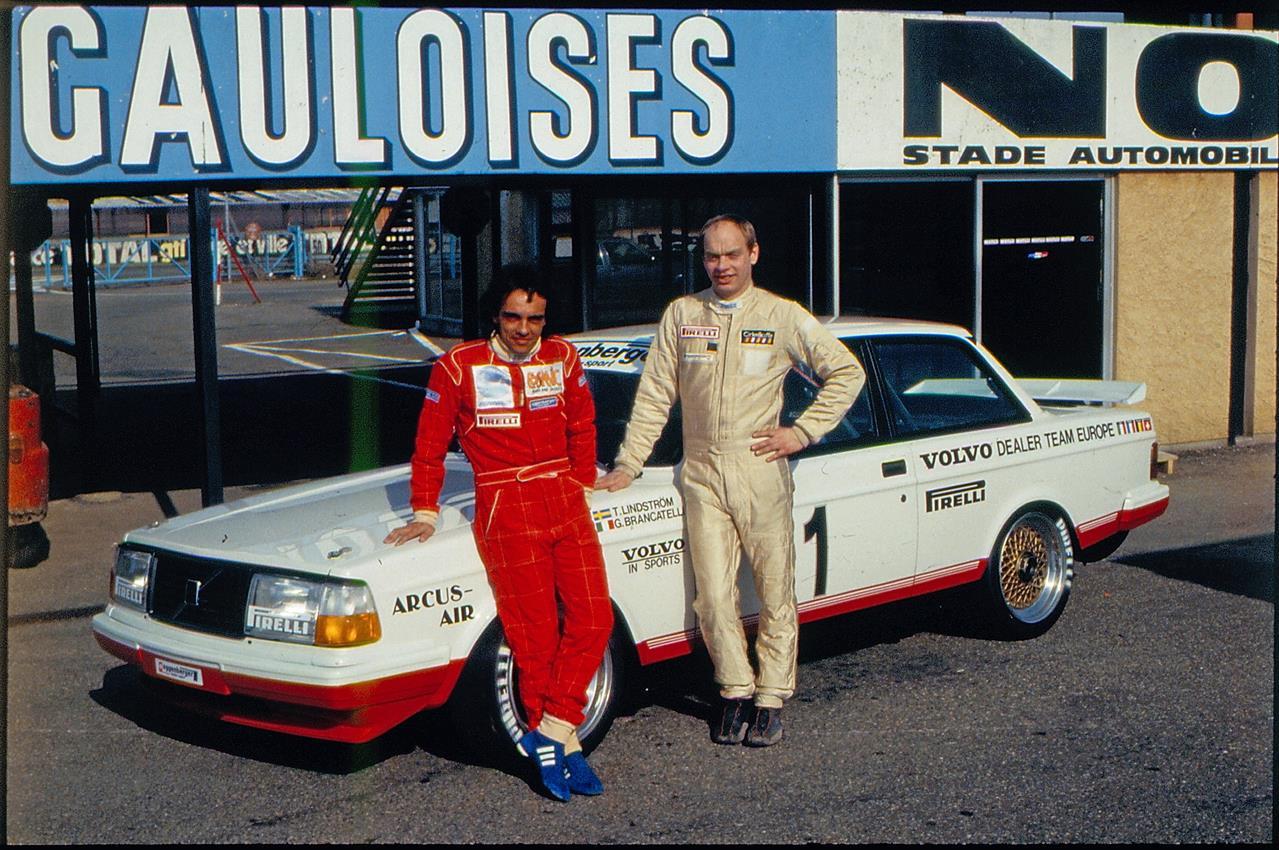 30 anni fa la Volvo 240 Turbo sui circuiti d'Europa - image 012293-000110132 on https://motori.net