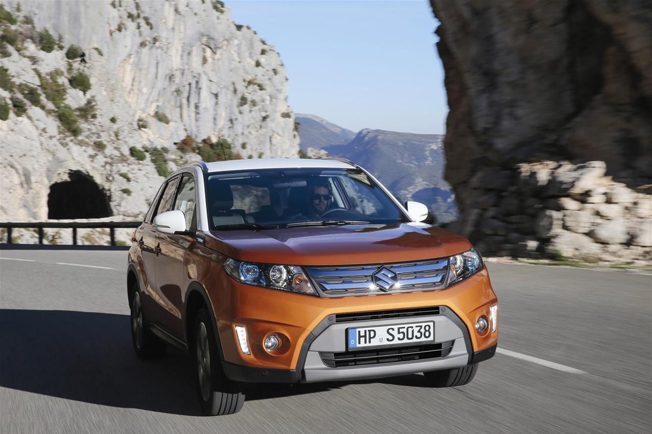 Suzuki VITARA si arricchisce: nuovo motore 1.6 DDiS automatica - image 013322-000120387 on https://motori.net