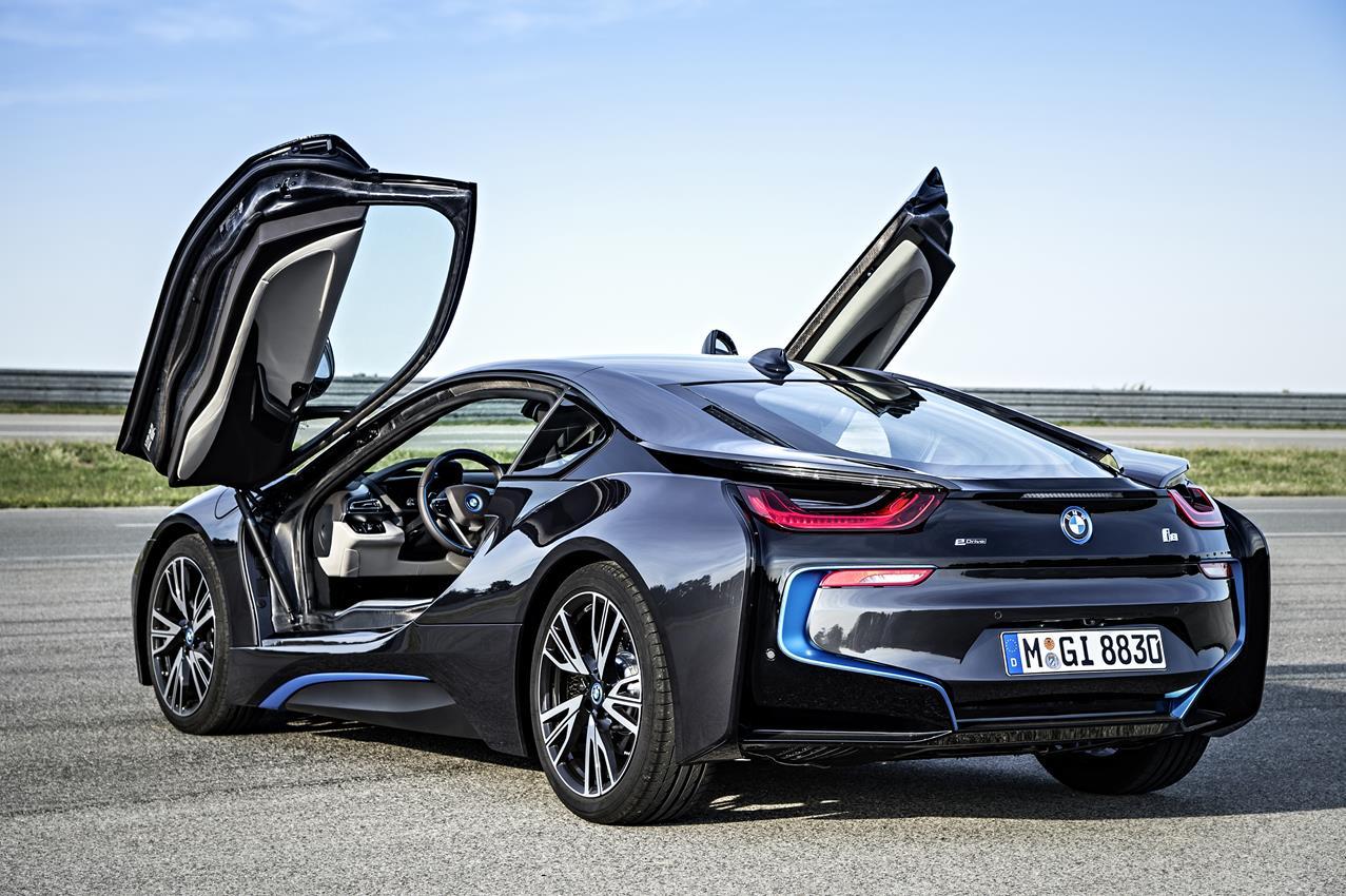 BMW Italia ad Ecomondo 2015 - image 013366-000120745 on https://motori.net