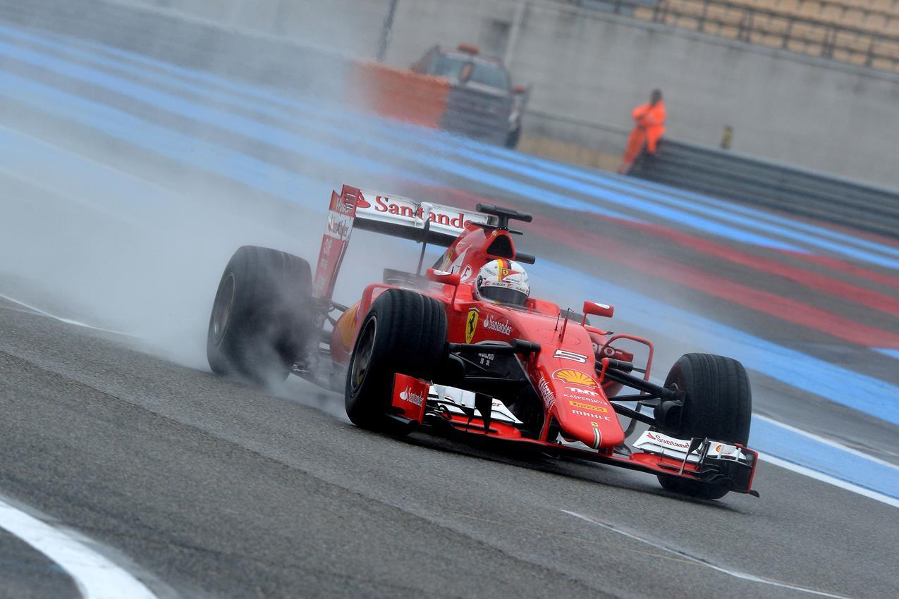 Ferrari F1: i test Paul Ricard 2016 - image 016541-000151738 on https://motori.net