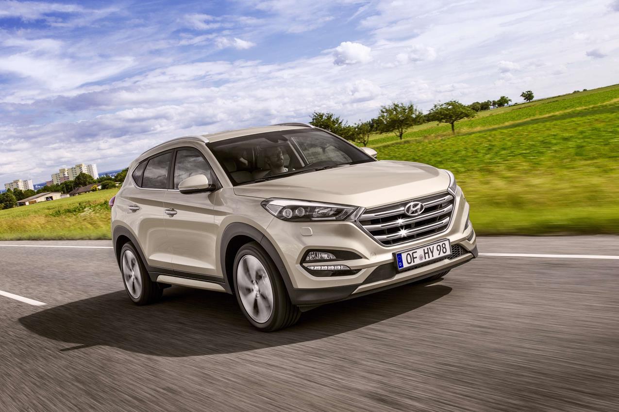 Hyundai Tucson: 1.7 CRDi da 141 CV e cambio doppia frizione DCT a 7 rapporti - image 019648-000182580 on https://motori.net