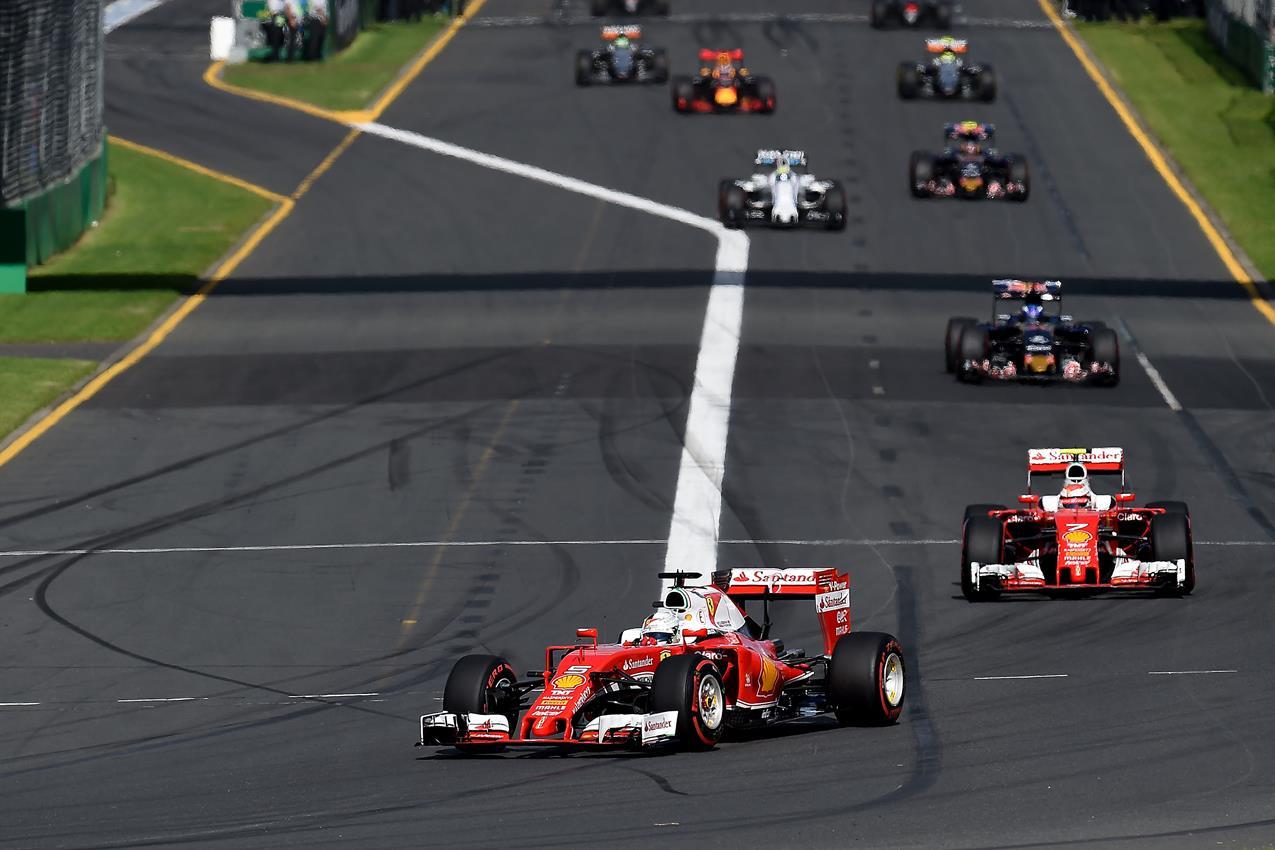 Ferrari F1: amaro terzo posto per Vettel - image 019656-000182614 on https://motori.net