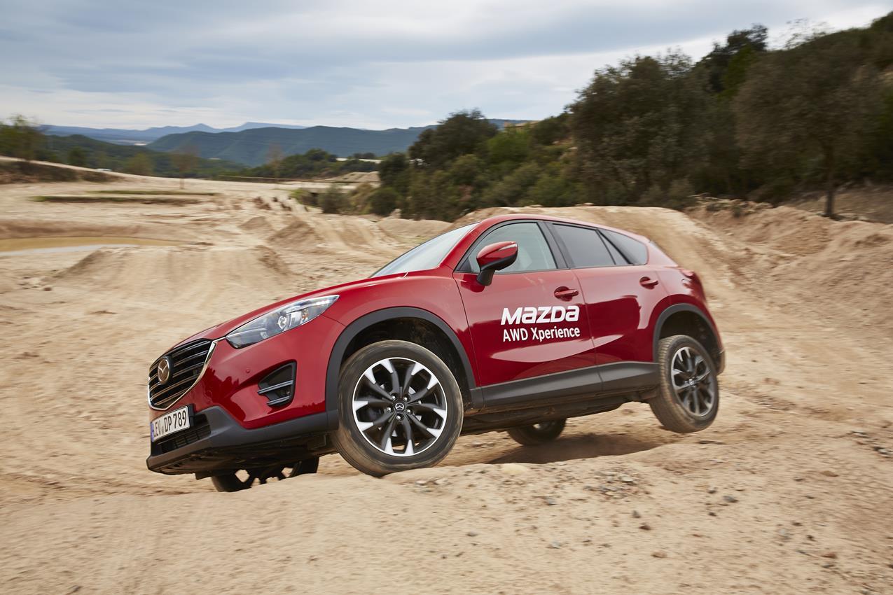 Gamma Mazda i-ACTIV AWD: 200 volte più sicura in ogni condizione di guida - image 020662-000192627 on https://motori.net