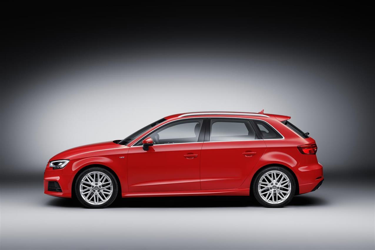 Nuova Audi A3: tecnologia di classe superiore per la compatta premium - image 020682-000192735 on https://motori.net