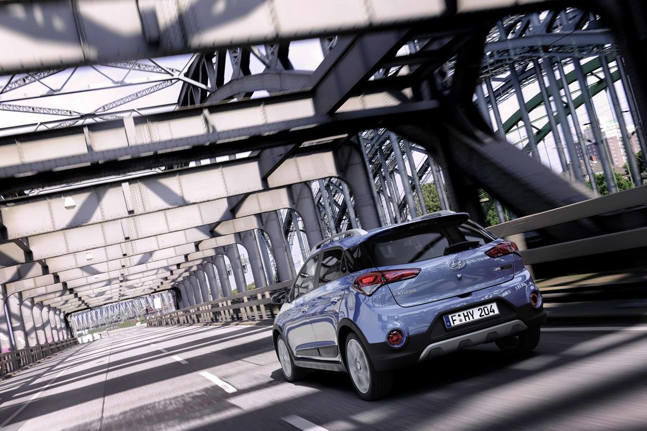 Nuova i20 Active – Il nuovo crossover Hyundai - image 020687-000192797 on https://motori.net