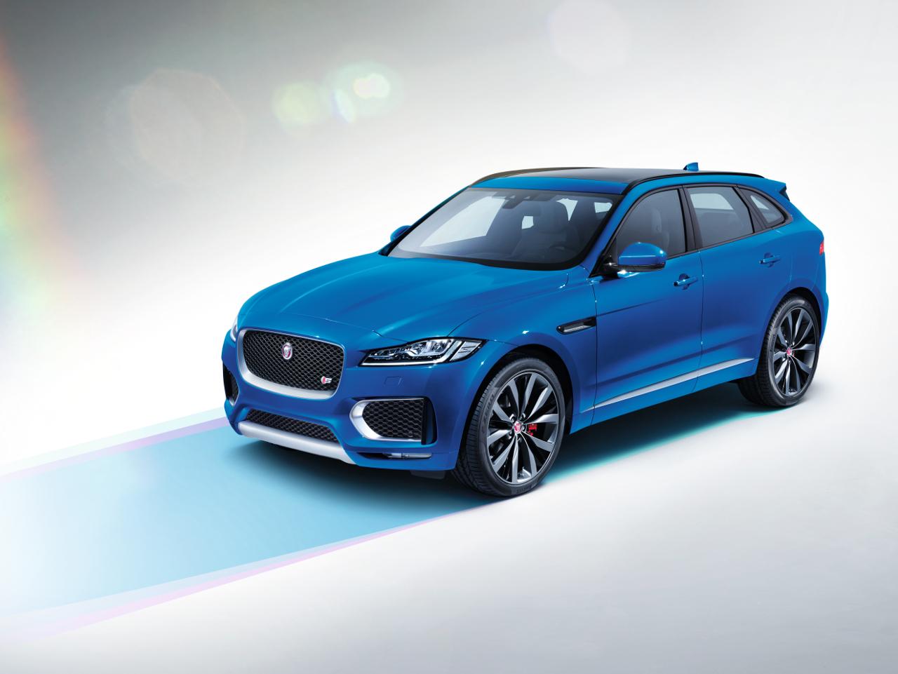 La nuova Jaguar F-PACE - image 021695-000202830 on https://motori.net