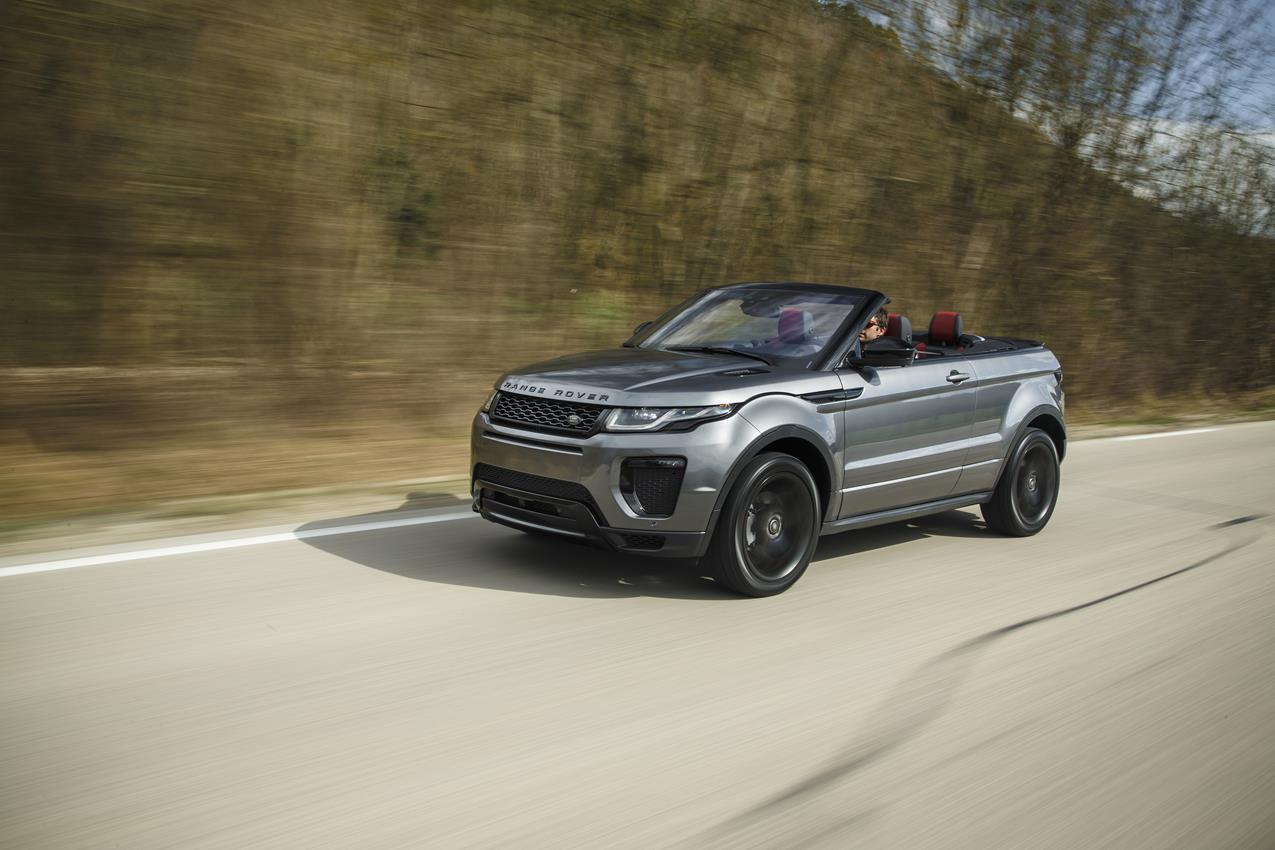 Range Rover Evoque Convertibile: per tutte le stagioni - image 021697-000202847 on https://motori.net