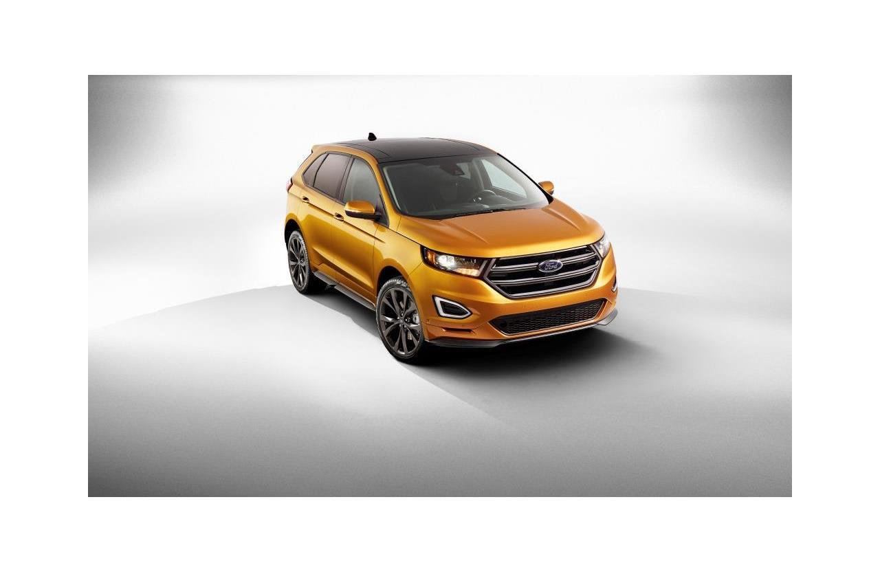 La nuova Ford Edge, il SUV 'full size' dell'Ovale Blu - image 021762-000203316 on https://motori.net