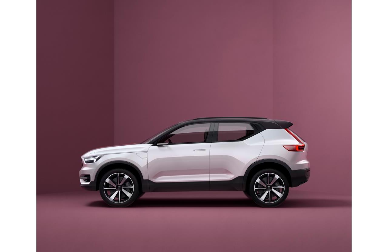 Volvo mostra un'anteprima della sua nuova gamma di automobili più compatte - image 021788-000203473 on https://motori.net