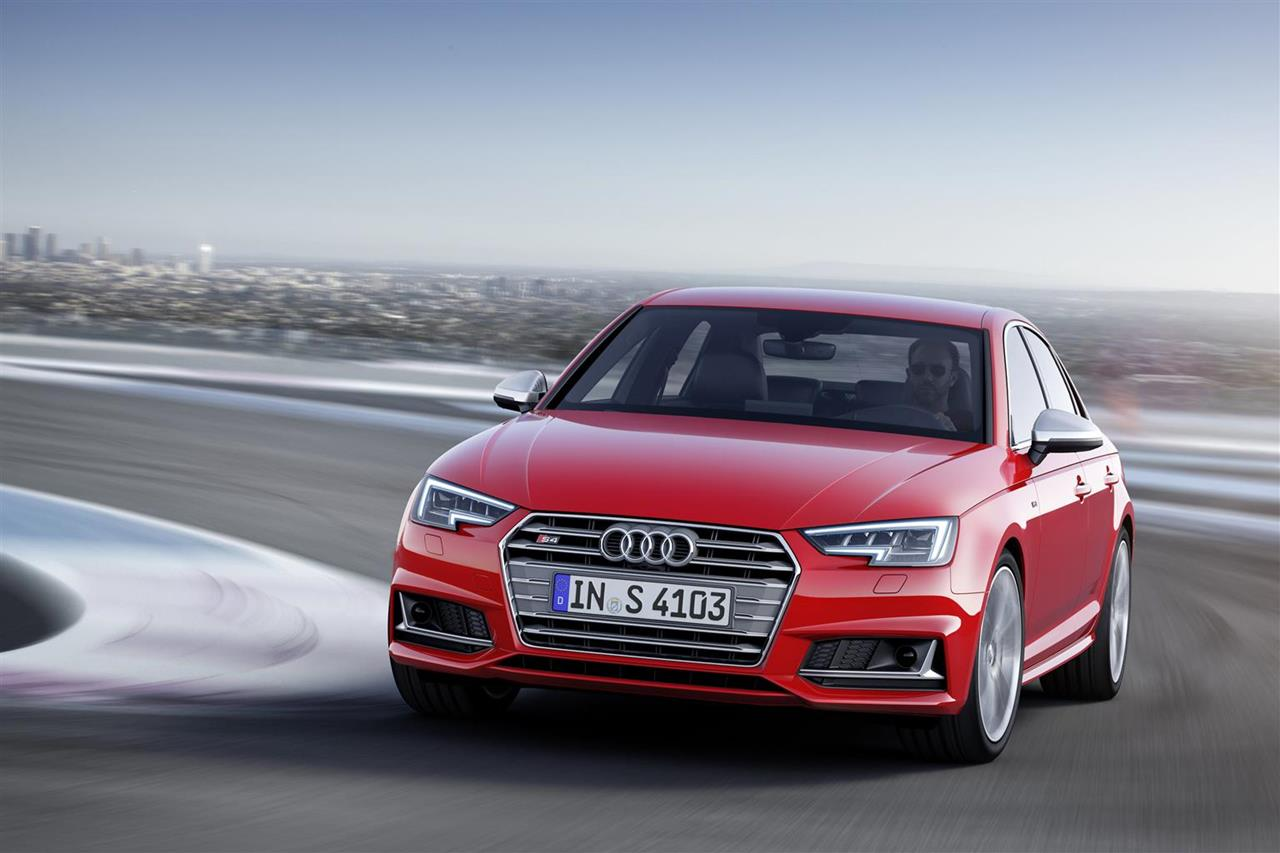 Sempre un passo avanti:  le nuove Audi S4 e S4 Avant - image 021841-000203820 on https://motori.net