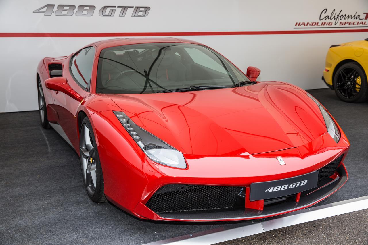 Ferrari al Goodwood Festival of Speed 2016 - image 021871-000203975 on https://motori.net