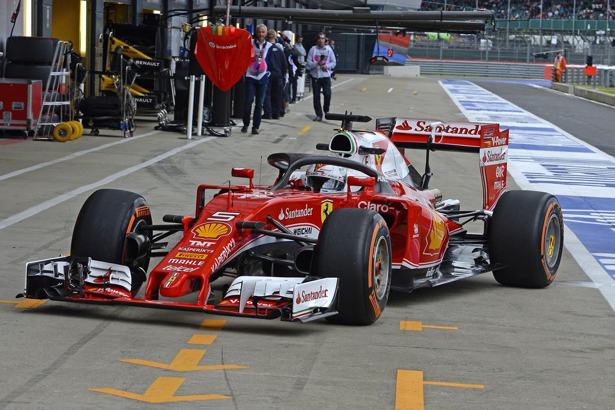 F1 Gran Bretagna: Raikkonen conclude in quinta posizione. Nono Vettel - image 021895-000204273 on https://motori.net