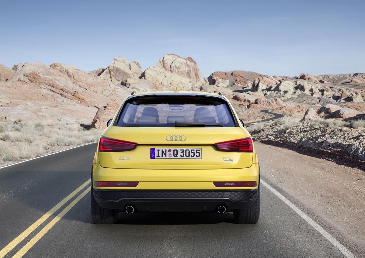 Audi Q3: inedito pacchetto S Line competition ed exterior - image 022007-000204963 on https://motori.net