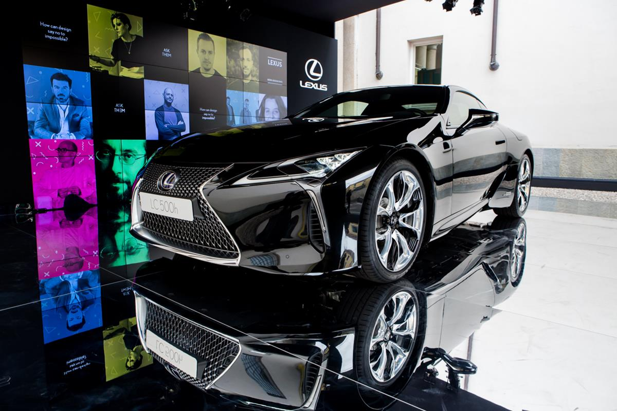 Lexus ai Brera Design Days 2016 - image 022051-000205334 on https://motori.net