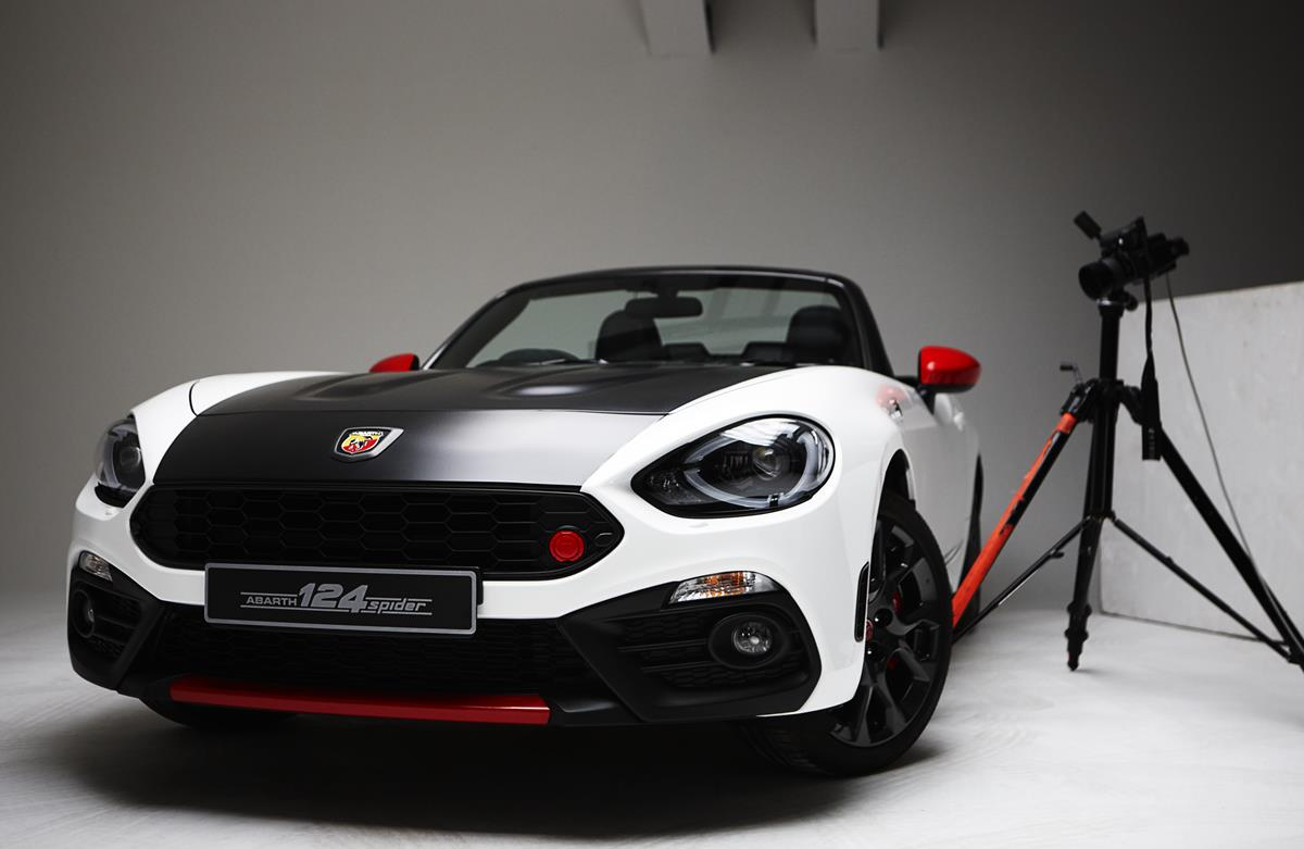 Il weekend del nuovo Abarth 124 spider - image 022061-000205366 on https://motori.net