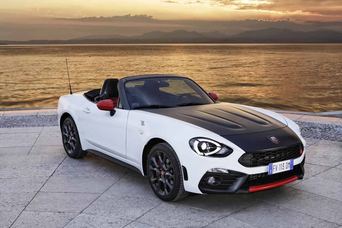 Il weekend del nuovo Abarth 124 spider - image 022065-000205376 on https://motori.net