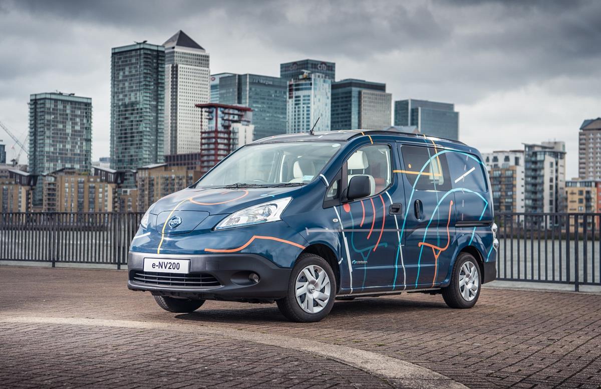 Nissan e-NV200 WORKSPACe: il primo ufficio mobile 100% elettrico - image 022087-000205523 on https://motori.net