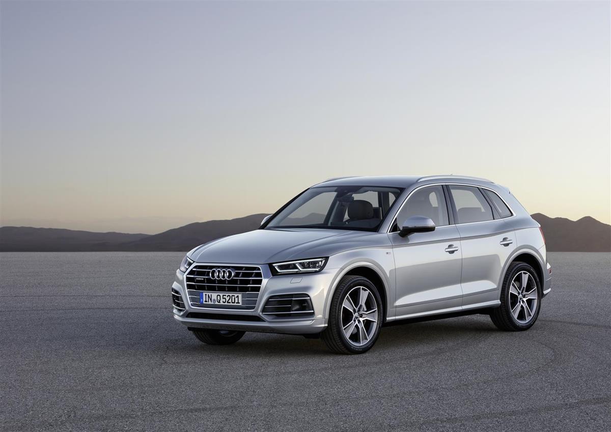 La nuova Audi Q5 debutta sul mercato italiano - image 022093-000205532 on https://motori.net