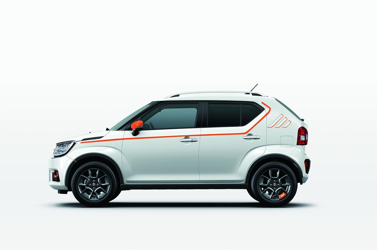 Suzuki IGNIS iUNIQUE, la limited edition acquistabile solo sul Web Shop Suzuki - image 022095-000205536 on https://motori.net