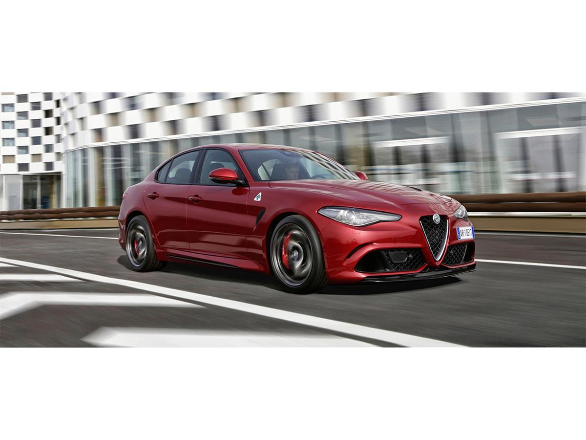 Volante d'oro: Alfa Romeo Giulia è l'Auto più bella del 2016 - image 022113-000205585 on https://motori.net