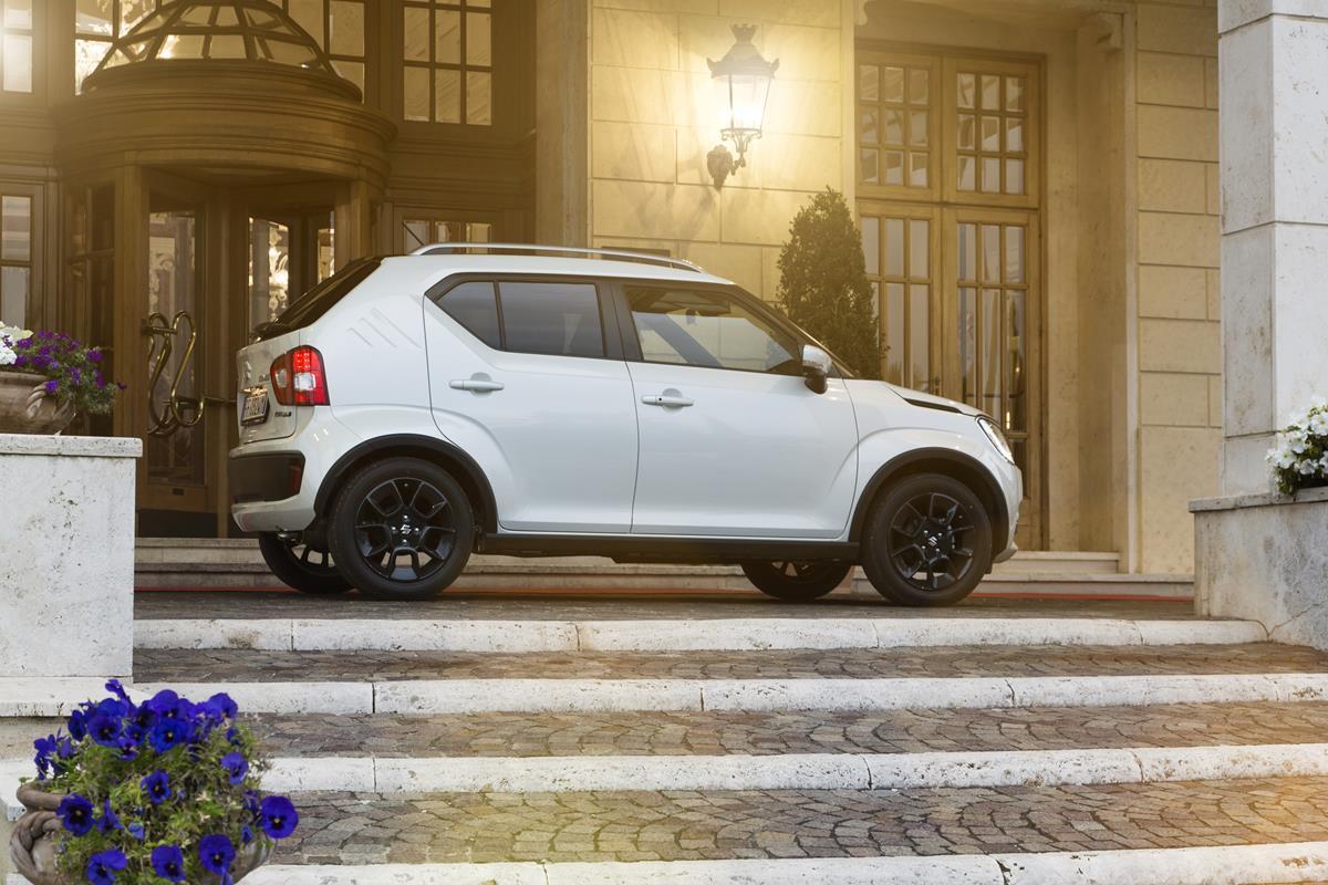 Suzuki IGNIS: il nuovo SUV Ultra Compatto - image 022151-000205773 on https://motori.net