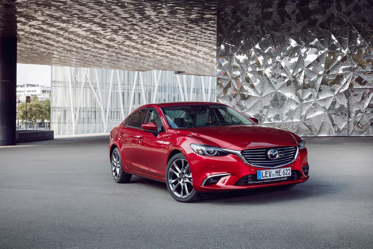 Nuovo Mazda CX-5: design dinamico, prestazioni brillanti e coinvolgenti - image 022306-000206444 on https://motori.net