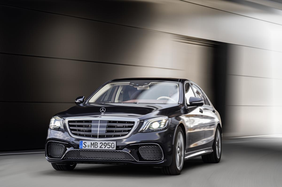 L'ammiraglia della Stella: Mercedes Classe S - image 022374-000206822 on https://motori.net