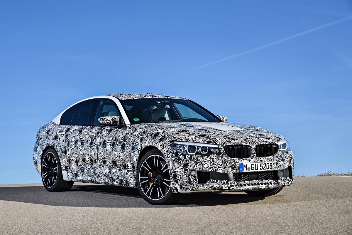 Performance eccellenti per la nuova BMW M5 xDrive - image 022425-000207222 on https://motori.net