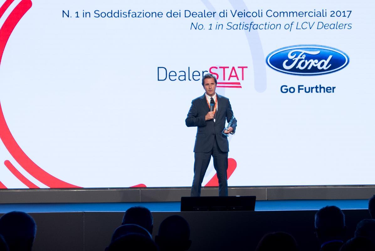 Ford è il brand di veicoli commerciali numero 1 in Italia per soddisfazione dei dealer - image 022427-000207261 on https://motori.net