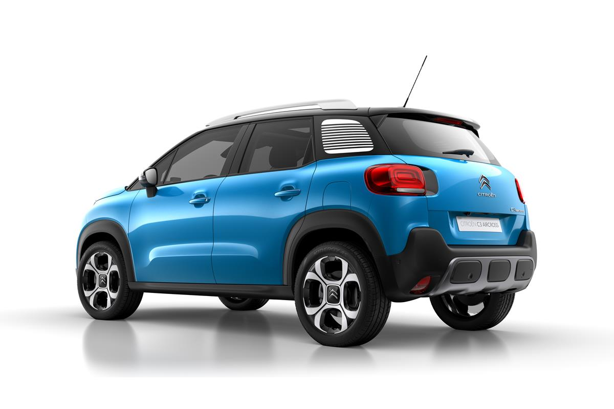 Nuovo Compact SUV Citroen C3 Aircross - image 022473-000207546 on https://motori.net