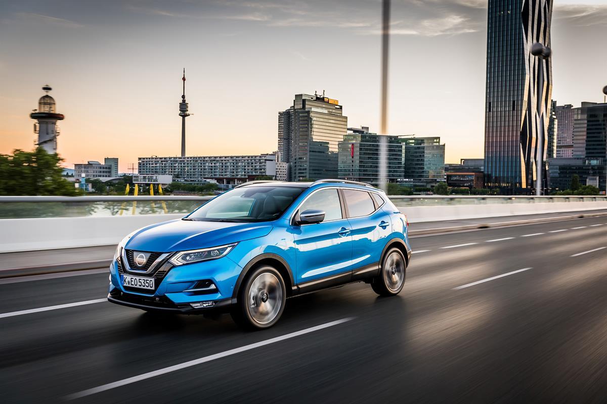 Nuovo Nissan Qashqai ancora più esclusivo grazie a nuovo design - image 022483-000207634 on https://motori.net