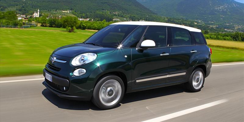 Libretto d'Uso e Manutenzione FIAT 500L Living Mini MPV 2014 - image 28701_1_big on https://motori.net