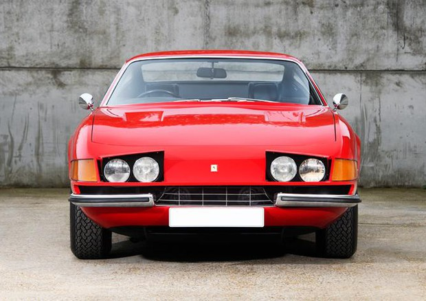 All'asta la Ferrari Daytona di Elton John