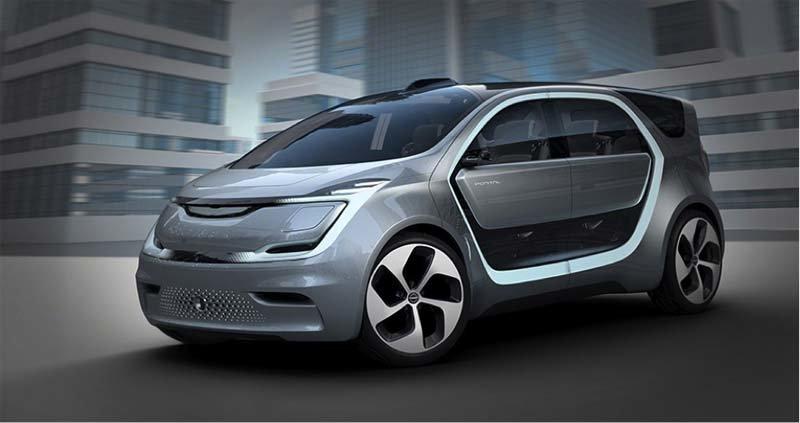 Chrysler Portal: il concept futuristico di FCA