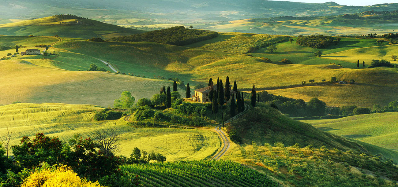 Da Pienza al Monte Amiata con Alfa Romeo Stelvio