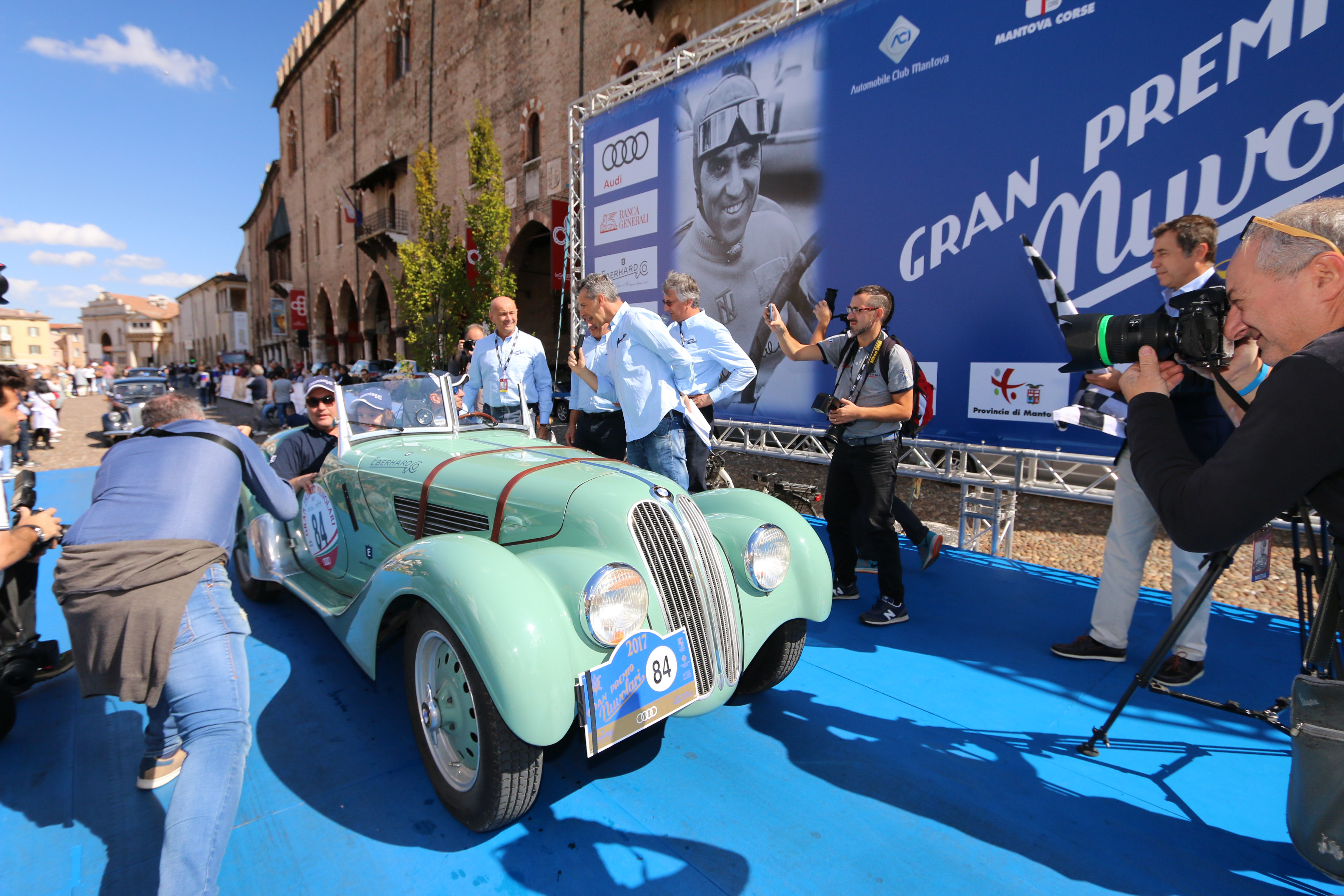 Vesco e Guerini imbattibili nel Gran Premio Nuvolari