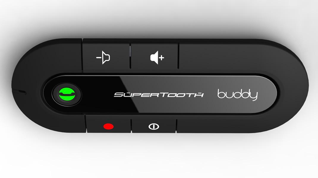 SuperTooth Buddy Kit vivavoce Bluetooth per auto a 39,90 Euro
