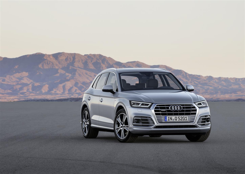 Audi Q5: nuova motorizzazione 3.0 TDI da 286 CV - image media-A1610606_medium on https://motori.net
