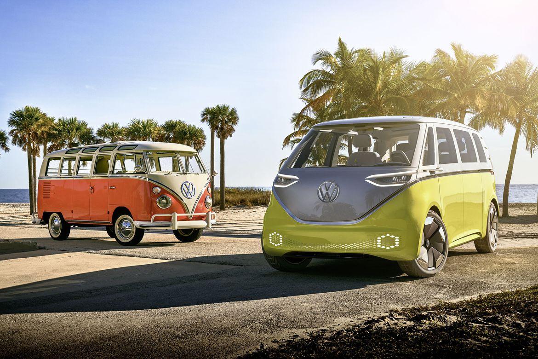 Nel 2022 il pulmino Volkswagen tornerà in strada: nuovo, elettrico e guida automatica