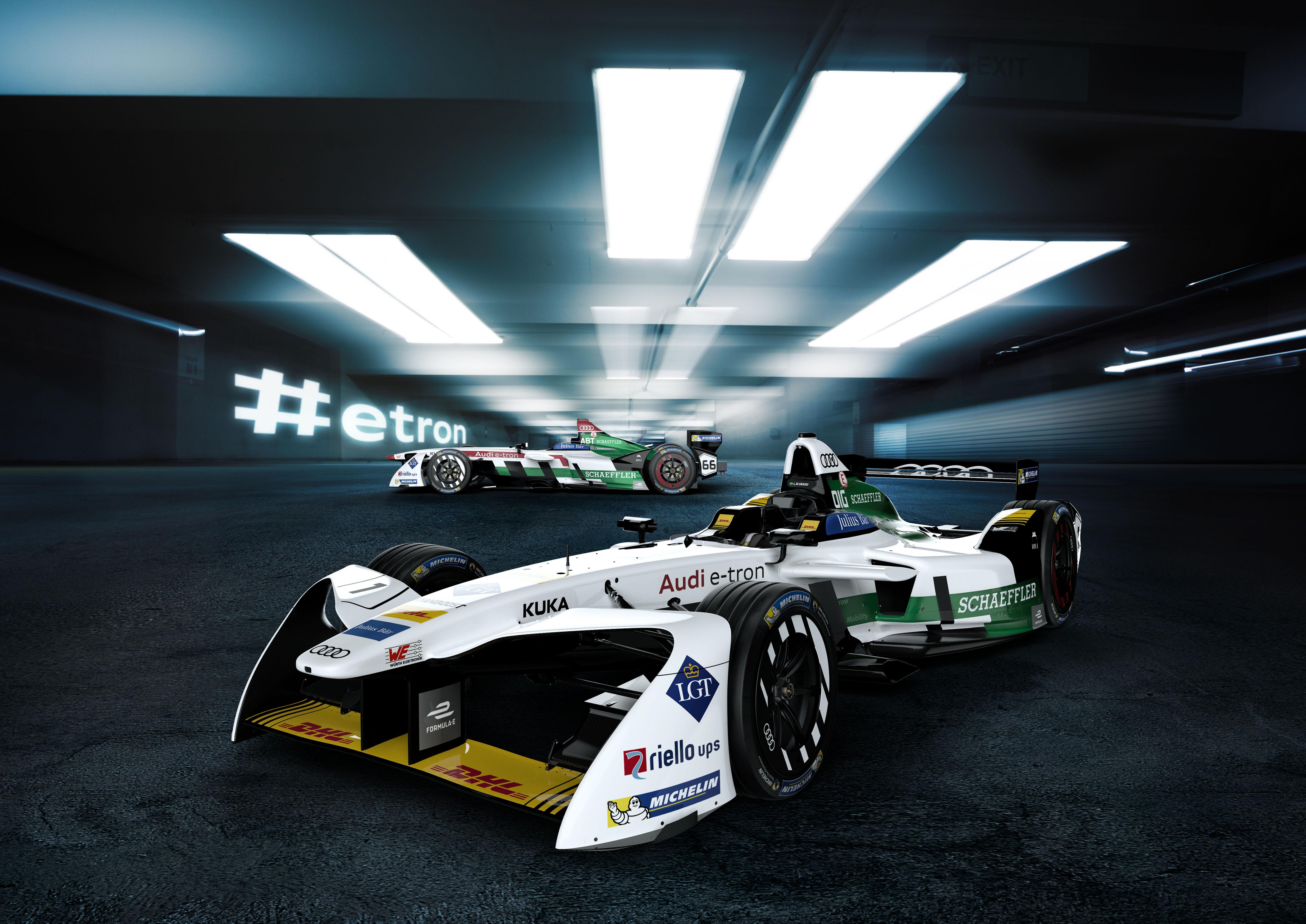 Il futuro di Audi nel motorsport è elettrico