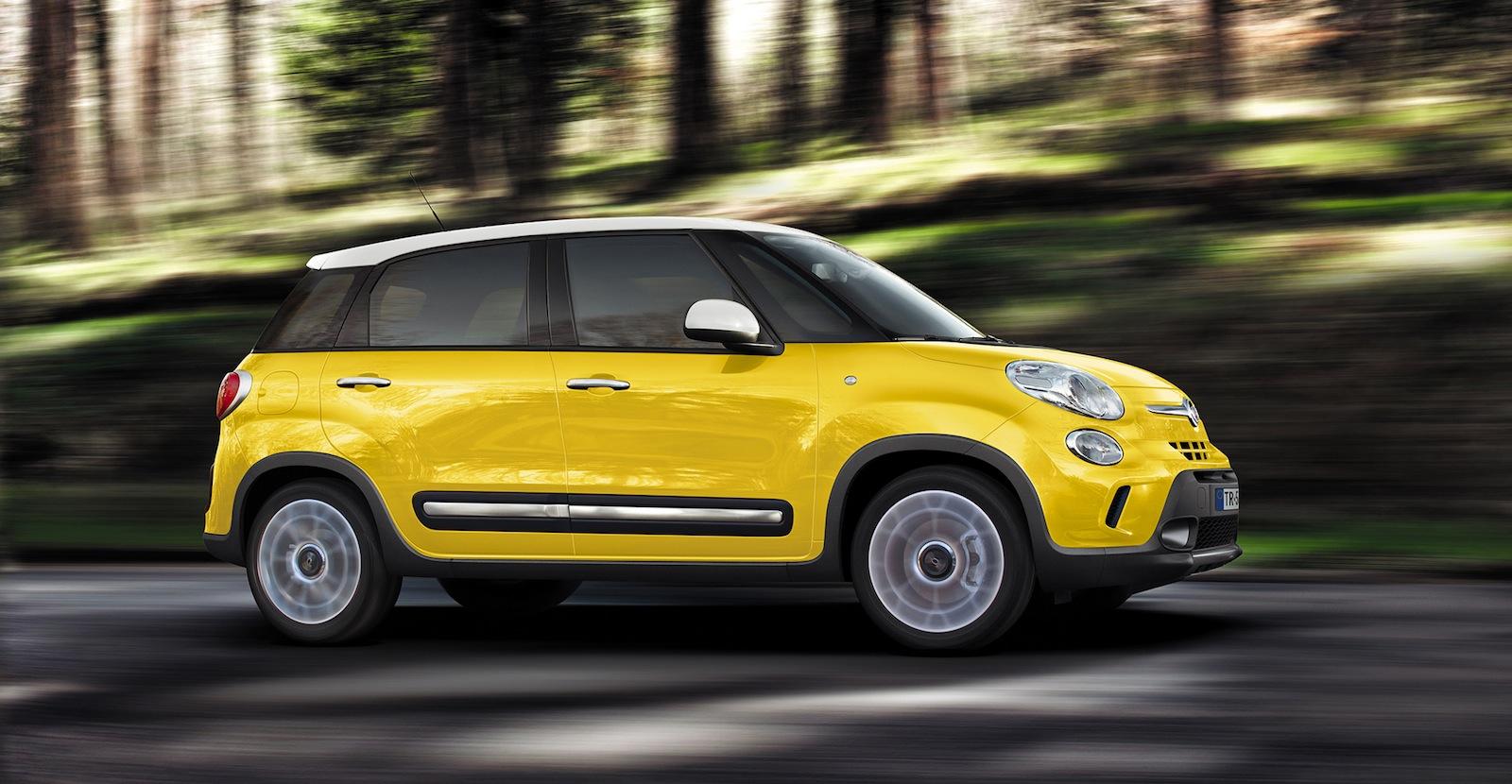 Incentivi Mercedes e Smart per una mobilità più pulita - image Fiat-500L-Trekking-1 on https://motori.net