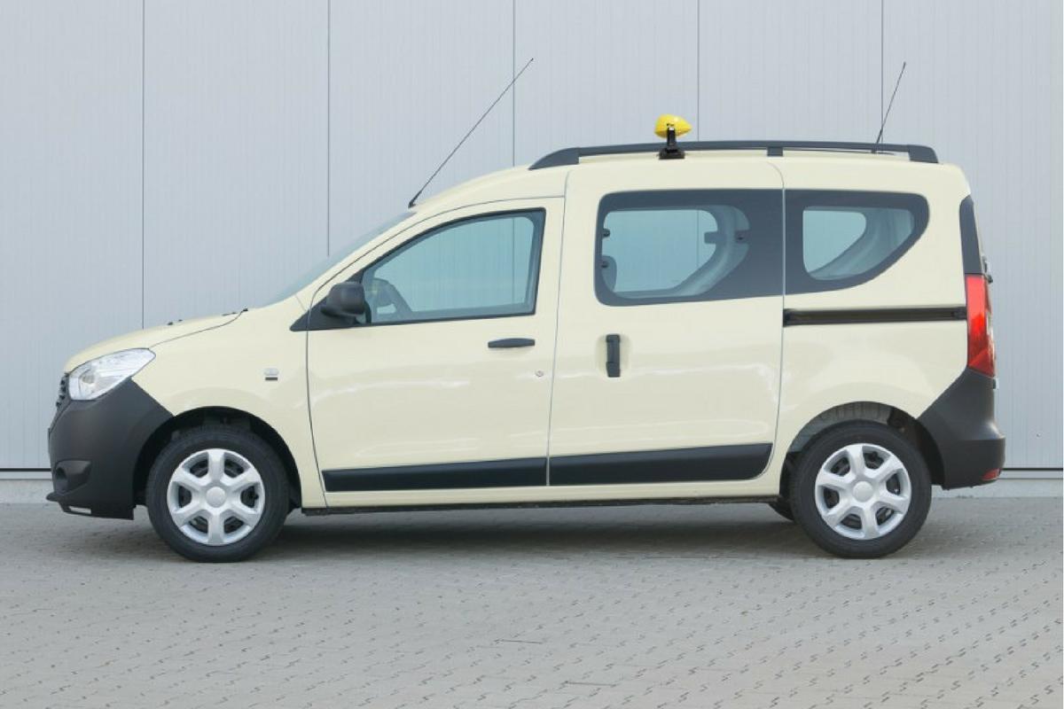 Parola di tassinaro - Dacia Dokker 1.5 dCi 75 CV