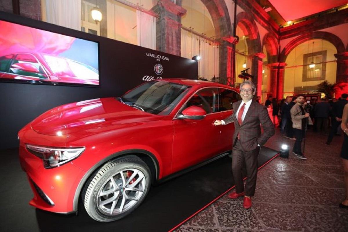 """Alfa Romeo presenta il progetto dedicato a Stelvio: """"A chi ci mette le mani"""""""