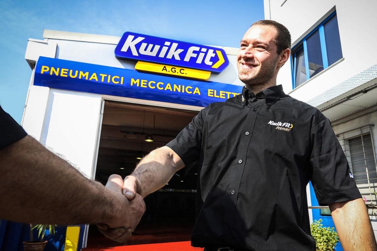 Cresce il franchising Kwik Fit in Italia