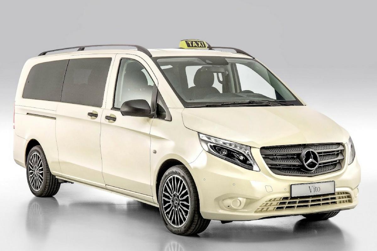 Parola di tassista: Mercedes Benz Vito 1.6 il perfetto compagno di lavoro
