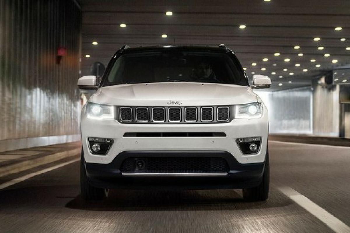 Il marchio Jeep® presenta la nuova Compass Limited Winter