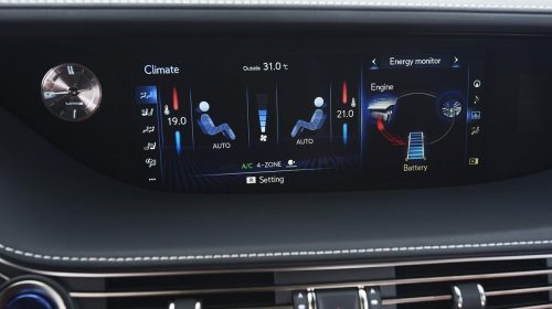 Lexus presenta la nuova LS Hybrid - image 321-lexus-ls500h-manganese-detail-500x280 on https://motori.net